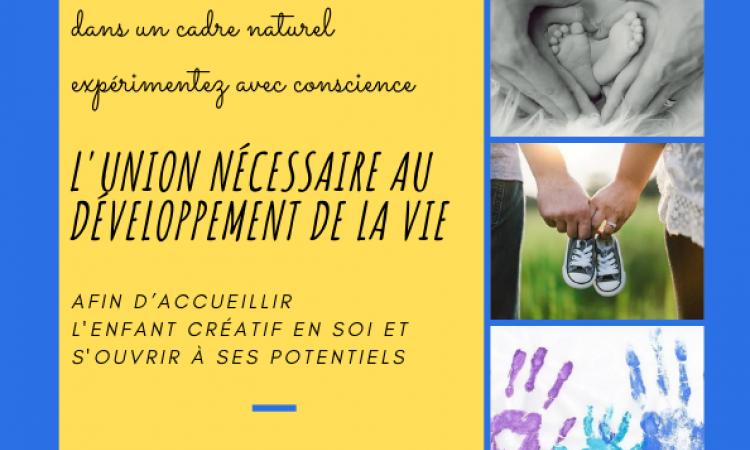 Du conte au mouvement, retraversez les étapes fondamentales de l'origine de soi à la naissance de l'être - stage été 2021 Vaucluse